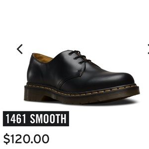Dr. Martens Women's 1461 Smooth